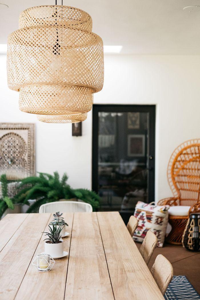 Trish and Billy Ray Cyrus—backyard design