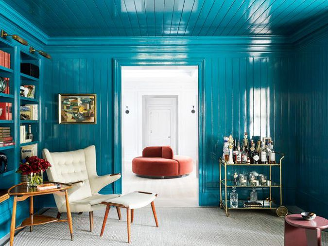 Beautiful Feng Shui Office Color Ideas, Feng Shui Colors For Southeast Living Room