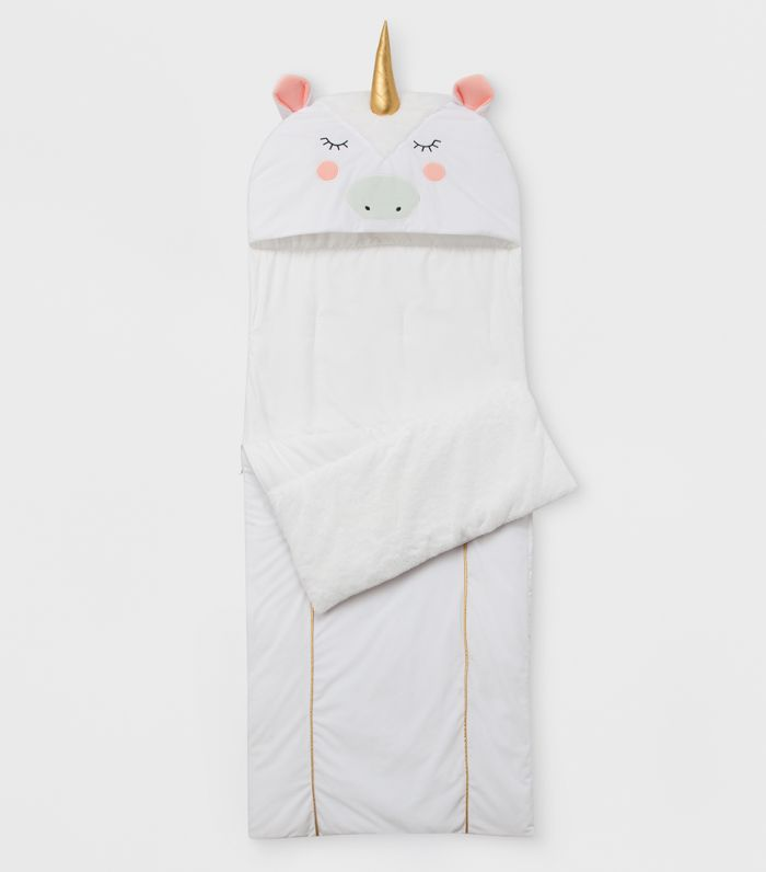 Pillowfort Unicorn Convertible Sleeping Bag