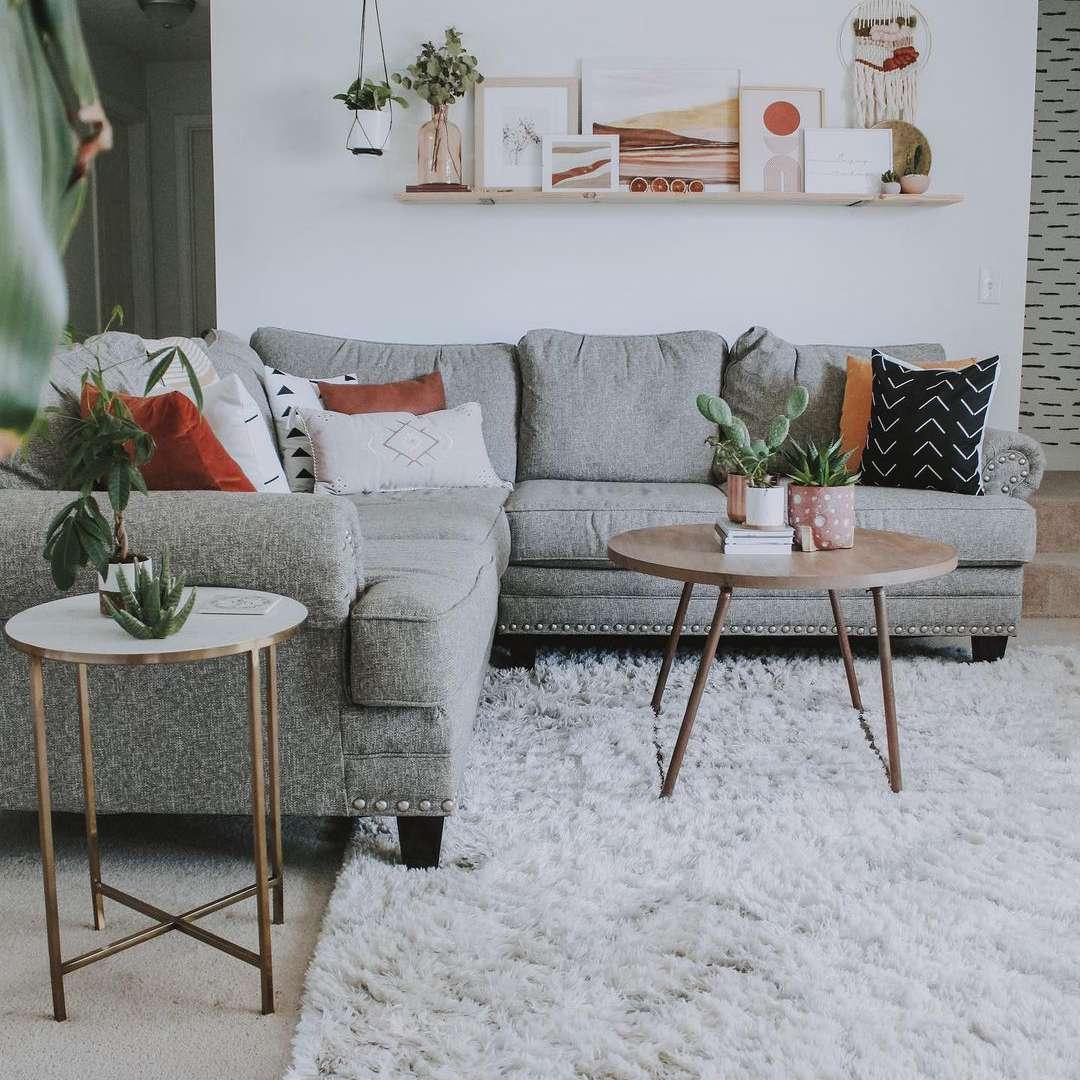 50 Living Room Carpet Ideas, White Carpet Living Room Ideas