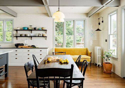6 Gorgeous Mustard Yellow Design Ideas