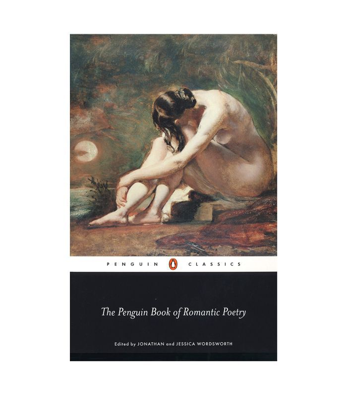 Jonathan Wordsworth The Penguin Book of Romantic Poetry