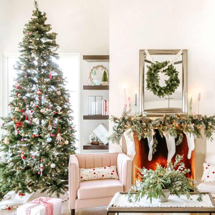 Cheap Target holiday decor picks from Camille Styles