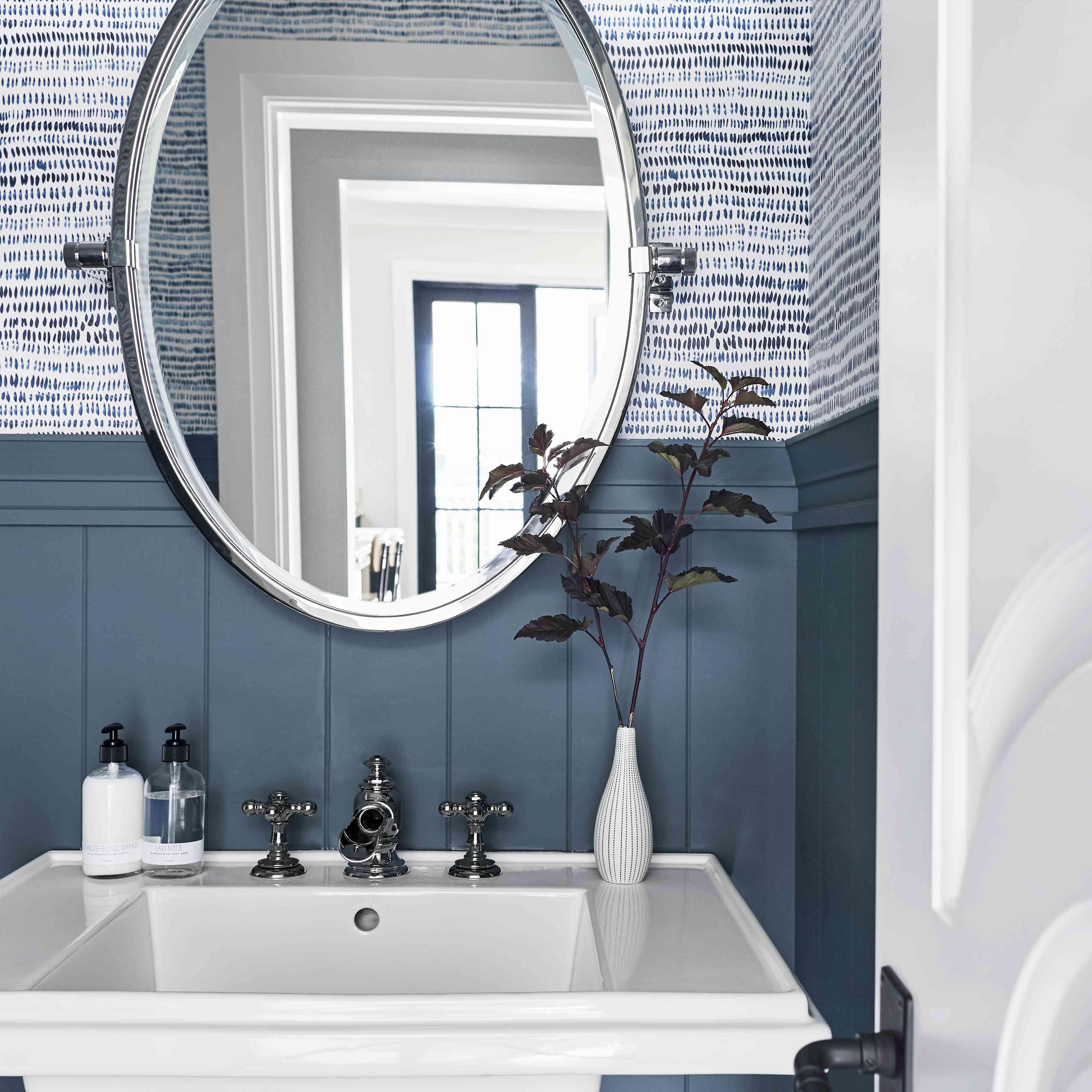The Best Blue Gray Paint Colors Designers Always Use,Black Grey White Color Scheme