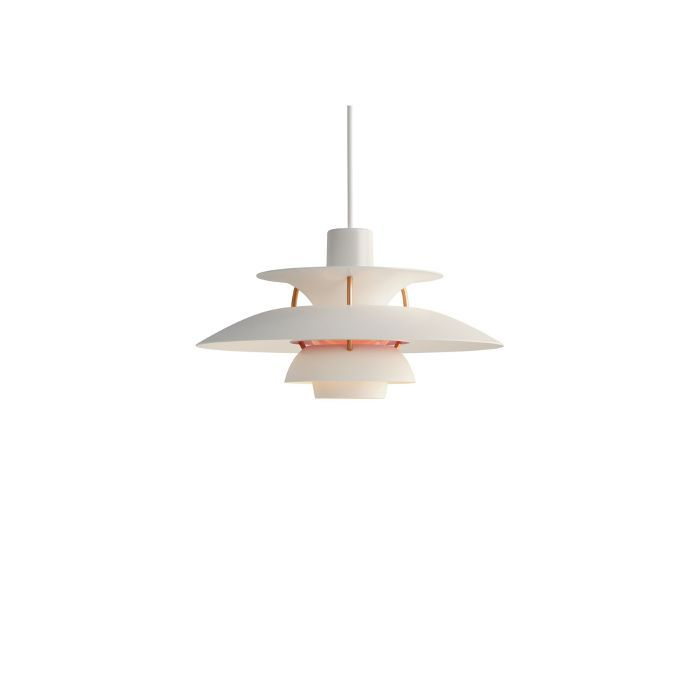 Poul Henningsen for Louis Poulsen Lighting PH5 Minim Pendant Lamp