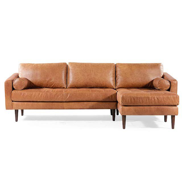 POLY & BARK Napa Right Sectional Sofa