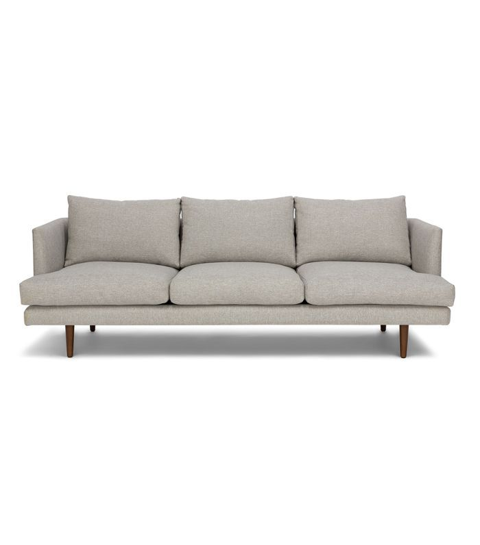Elodie Sofa - Burnt Orange One Size at Urban Outfitters
