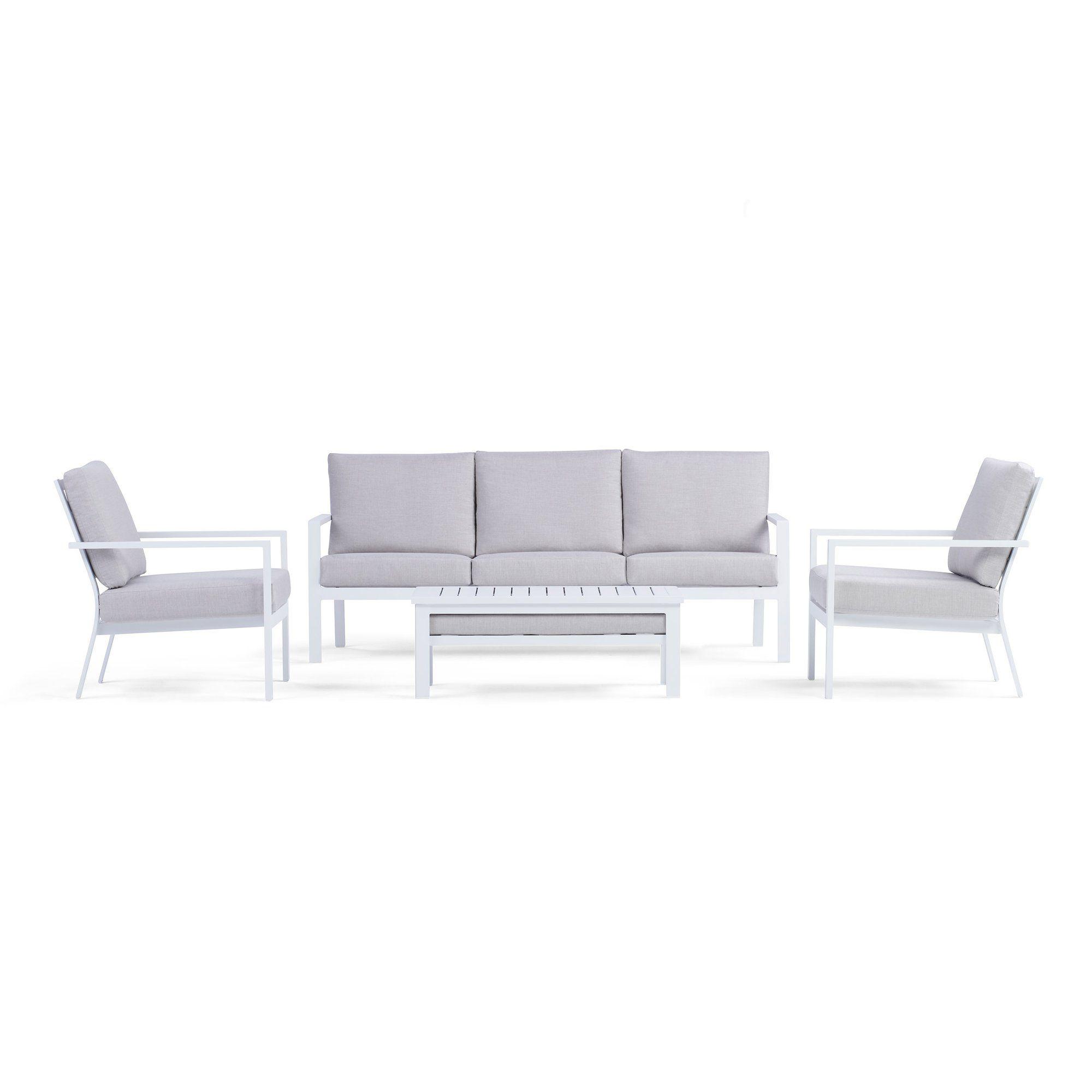 Outdoor conversation set