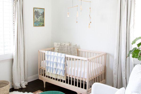 Sarah Sherman Samuel nursery design