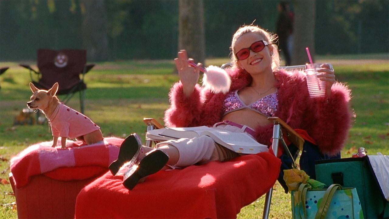 Legally Blonde movie still