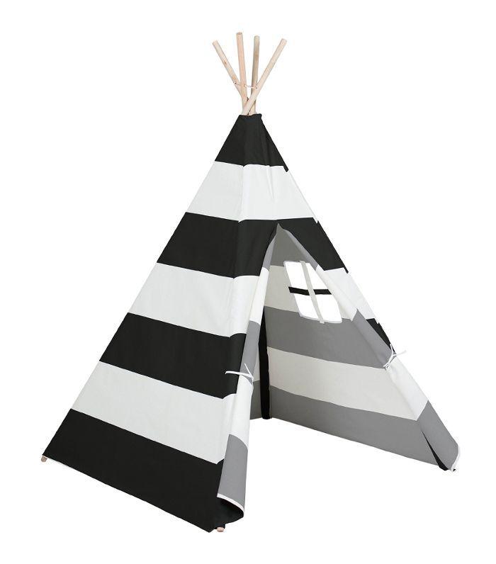 Heritage Kids Kids' Tee Pee Canvas Tent