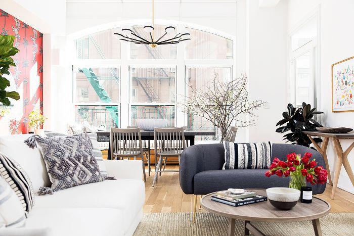 A fashion editor's Manhattan apartment