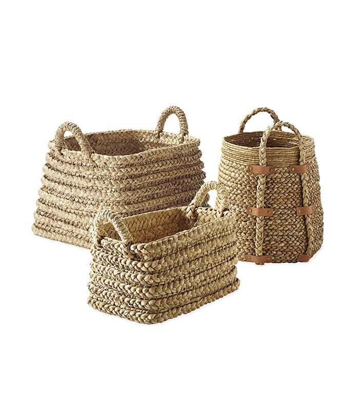Olema Seagrass Baskets