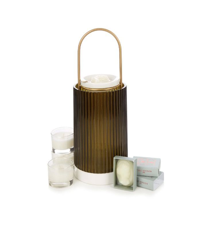 Ciré Trudon La Promeneuse Candle and Scented Wax Set