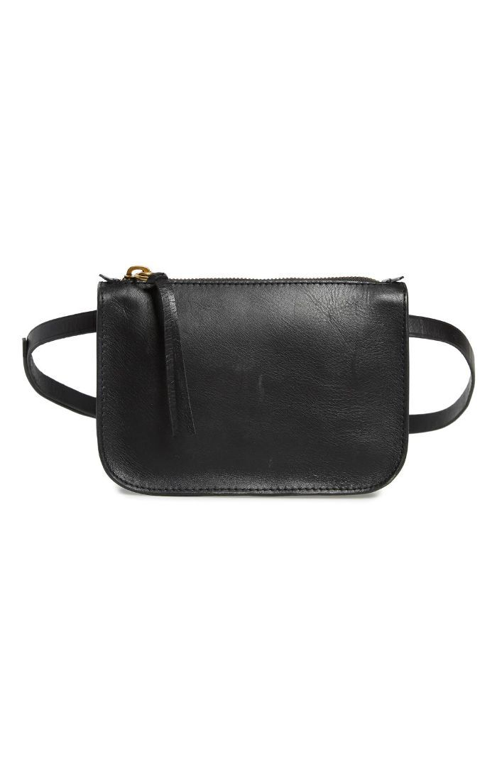 Madewell The Simple Pouch Belt Bag Ideas for 40th birthday