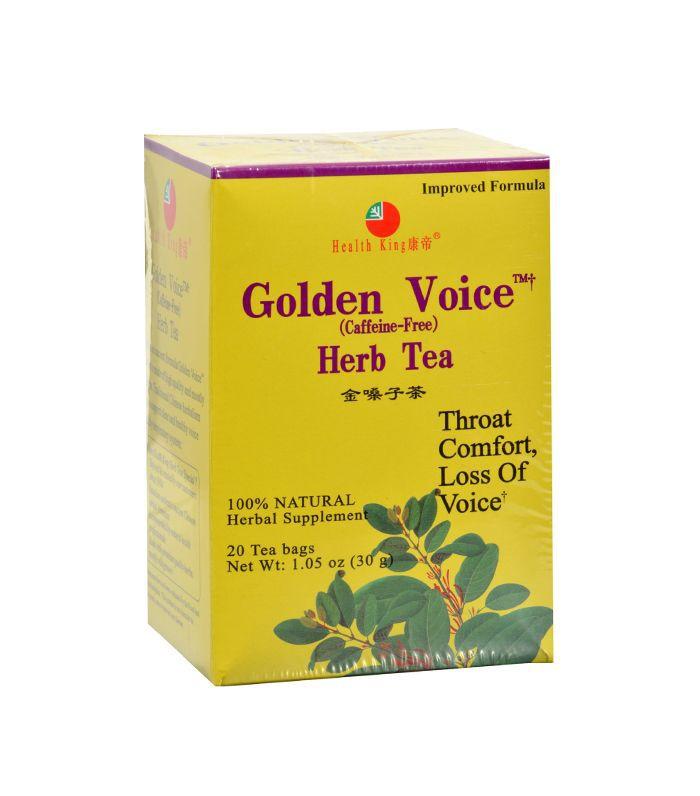 Health King Golden Voice Herb Tea