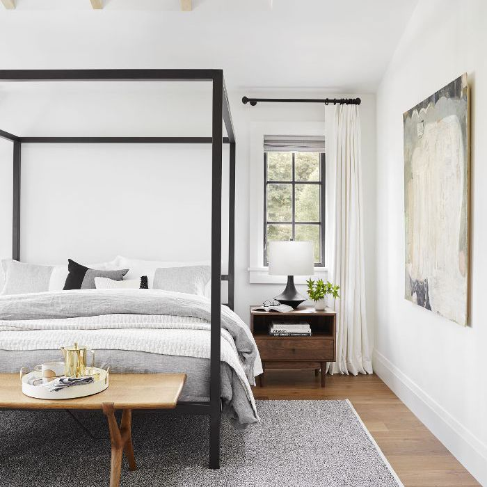 11 Simple Rules That Make A Small Bedroom Feel Like Master