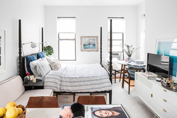 I Lived In A 40SquareFoot Apartment For A YearThis Is What I Learned Fascinating Four Bedroom Apartments Nyc Creative Interior