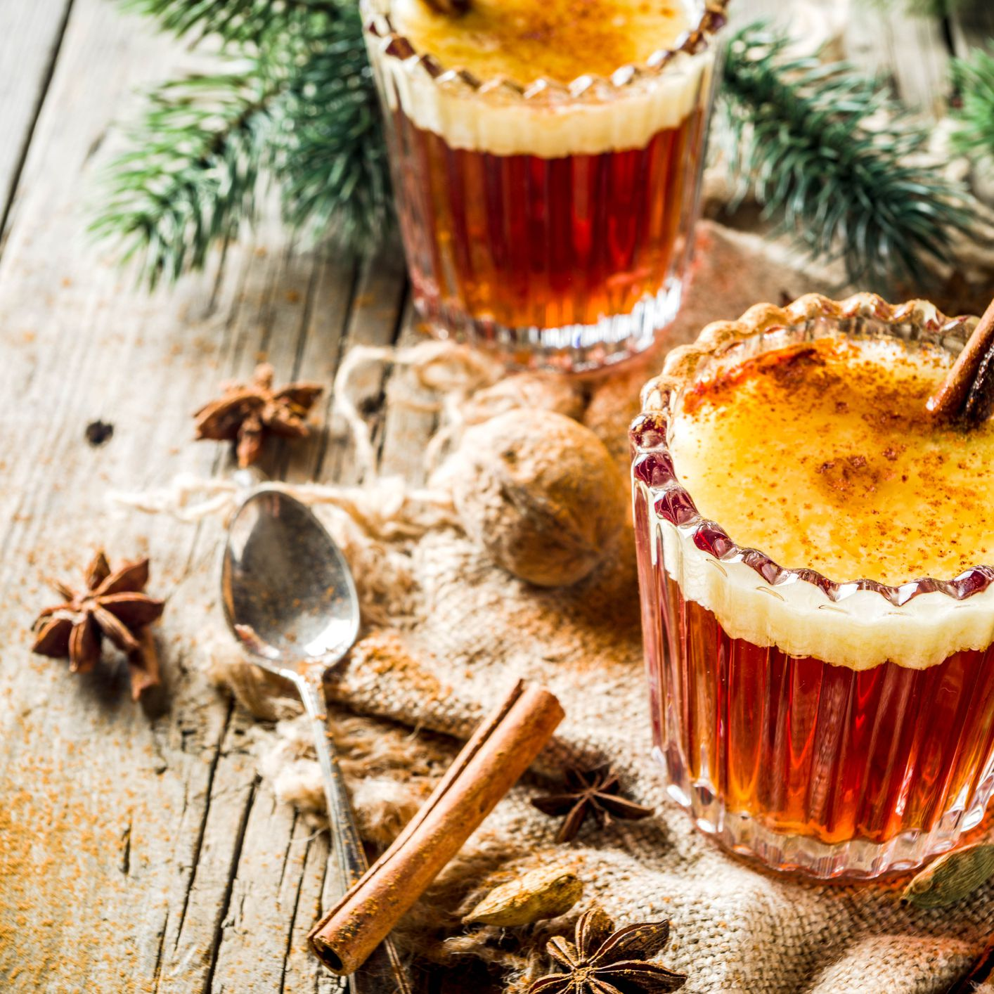 8 Hot Rum Drinks to Warm You Up This Winter