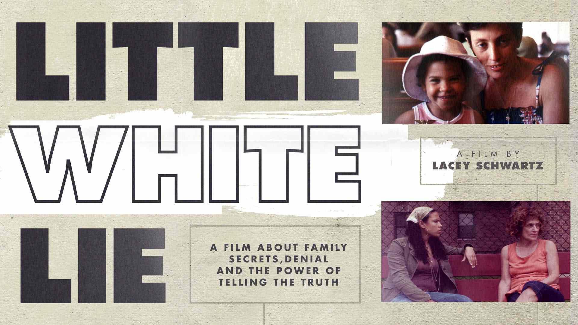 Little White Lie documentary movie poster