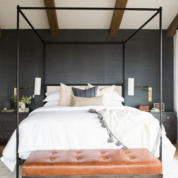 Rustic Bedroom Ideas We\'re Coveting