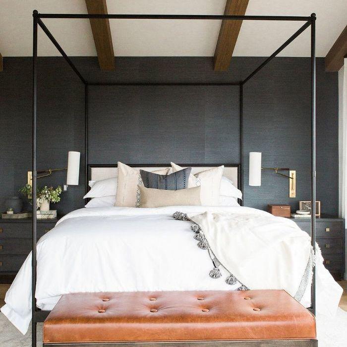 Rustic Bedroom Ideas We\'re Coveting