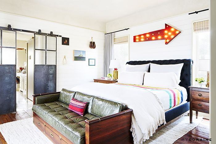 Brooklyn Decker's bedroom