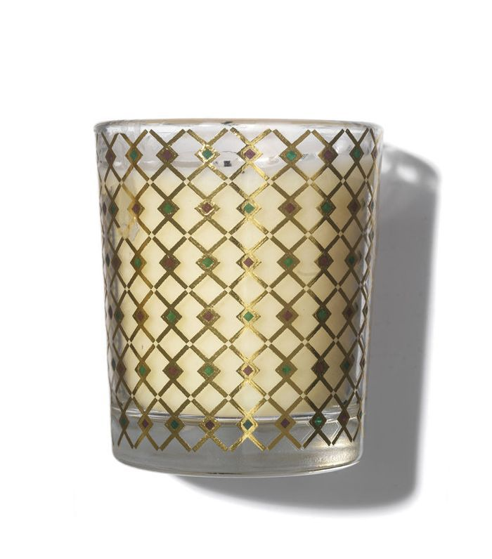 christmas gifts for friends: Space NK Shimmering Spice Candle