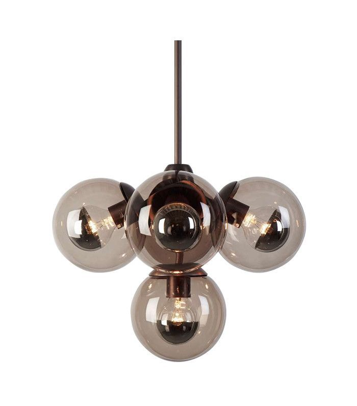 Roll and Hill Modo Pendant Light