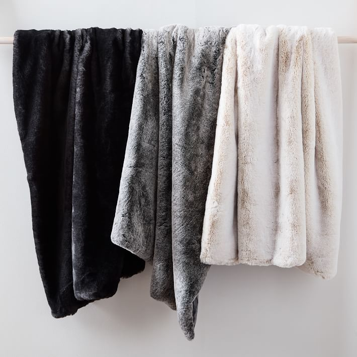The 12 Best Faux Fur Throws Of 2021