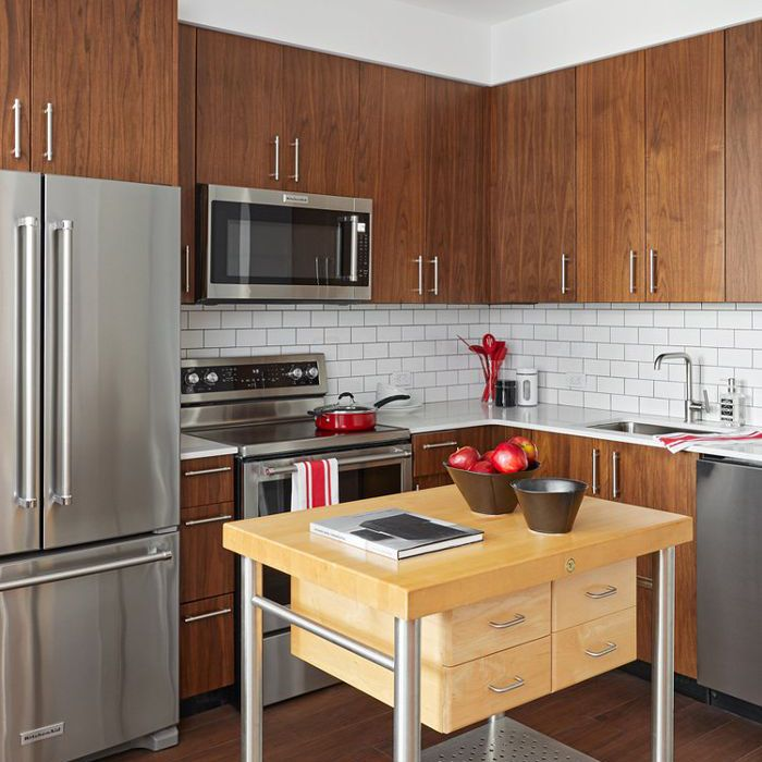 Kitchen Small Cabinet: 7 Small Kitchen Tips From An Interior Designer