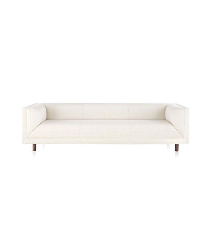 Herman Miller Rolled Arm Sofa