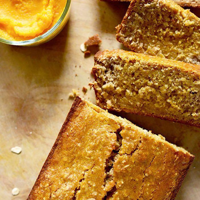 Vegan Gluten-Free Butternut Squash Banana Bread