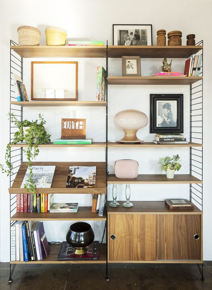 bookcase lamps