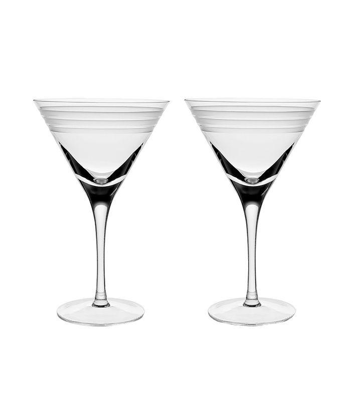 Madison Martini Glass, Set of 2