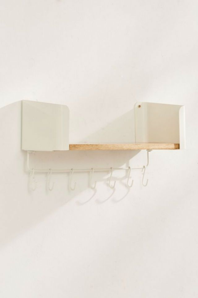 Hook Wall Shelf