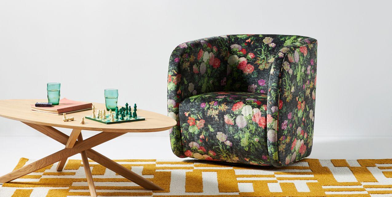 Rochelle Swivel Chair