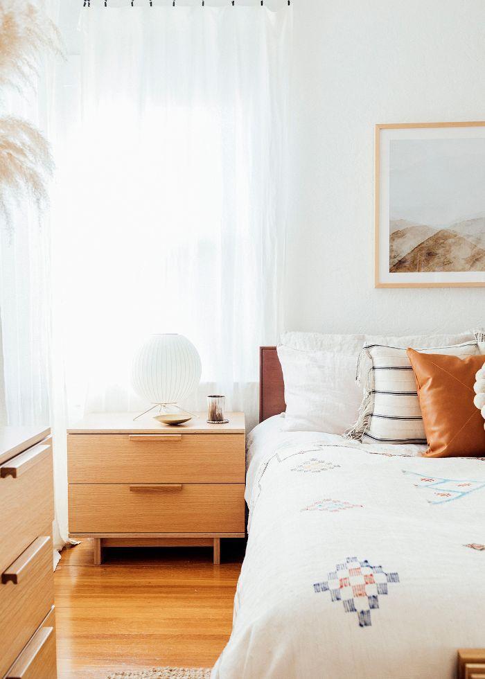 master bedroom night stand