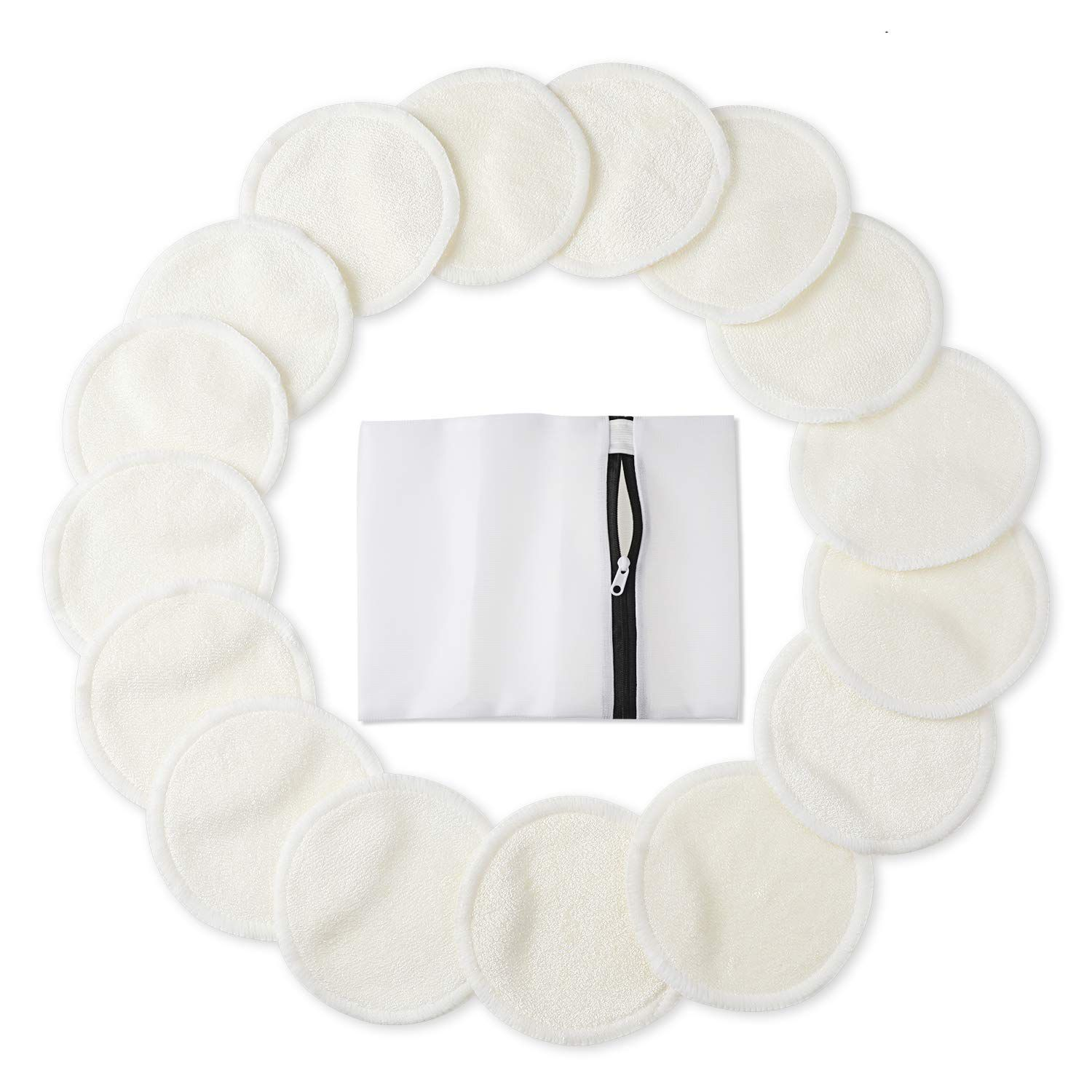 bamboo cotton pads