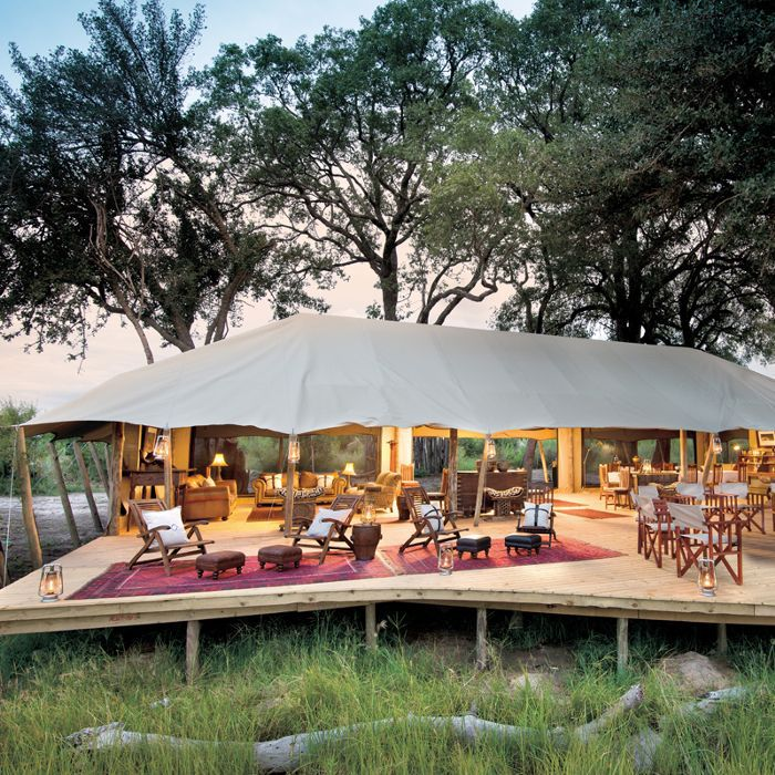 6 Jaw-Dropping Safari Lodges That'll Completely Rewrite Your Bucket List