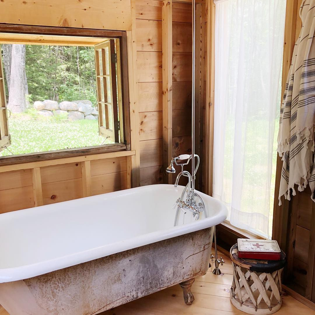 20 Best Rustic Bathroom Design Ideas To Try At Home