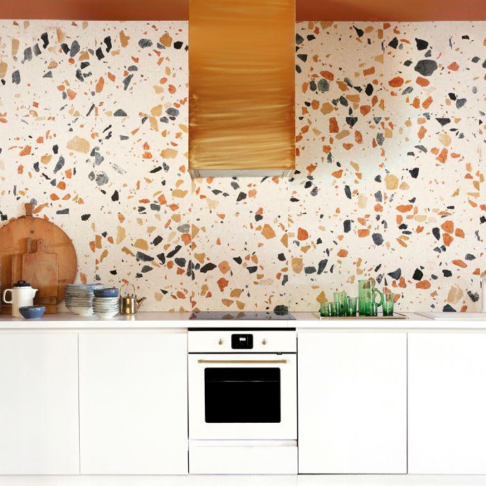 These terrazzo designs prove the material is definitely back for Design terrazzo