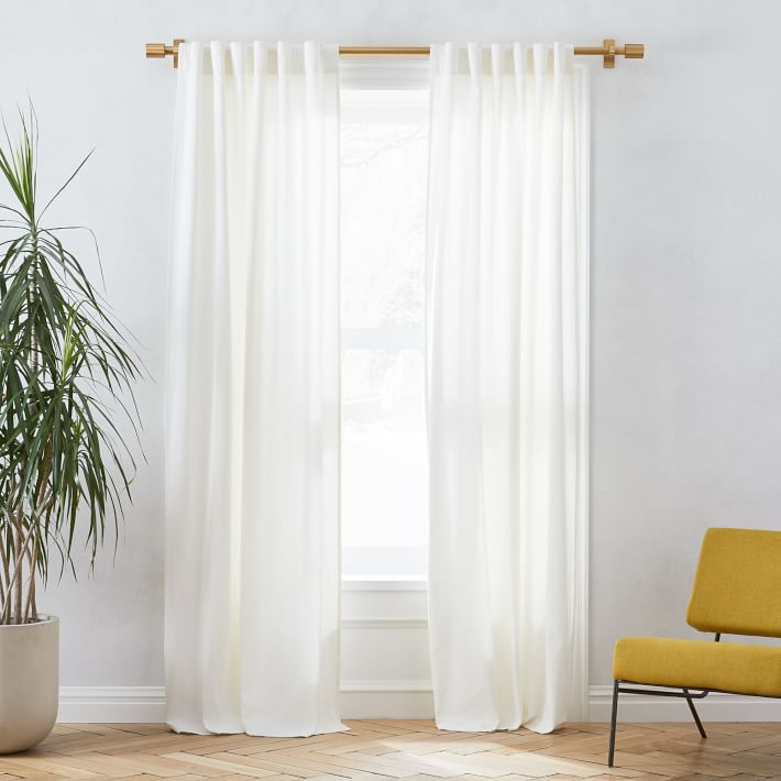9 Affordable Curtains To Make A Room