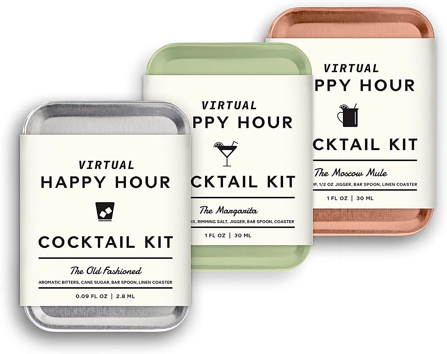 W&P The Virtual Happy Hour Cocktail Kit