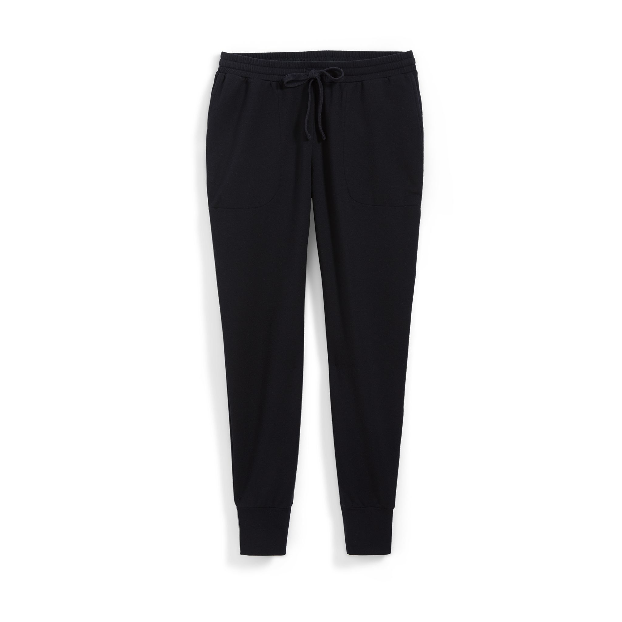 The Boerum Jogger in Black