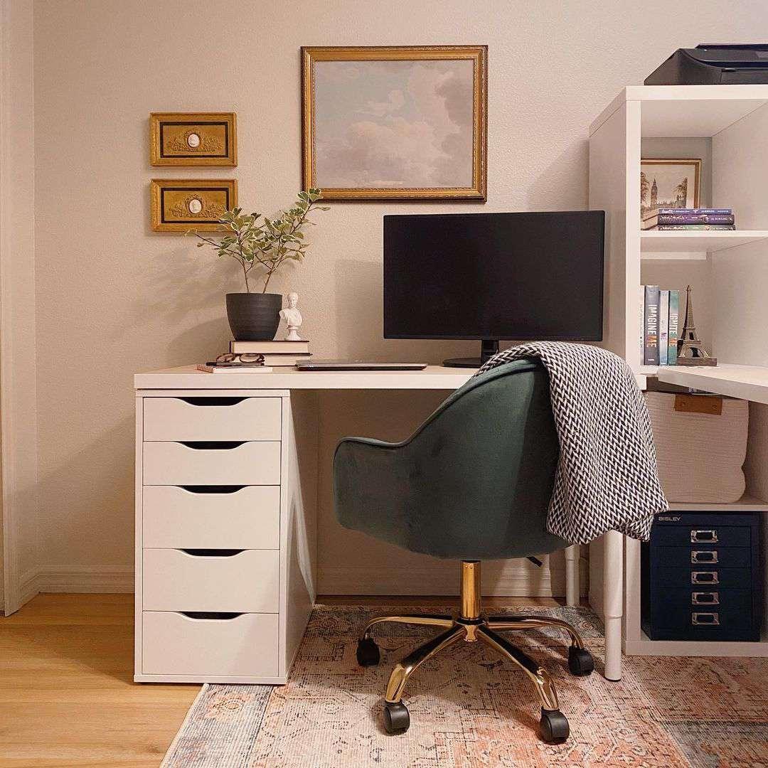 home office paint colors