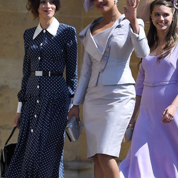 Royal Wedding Guests.See Meghan And Harry S Royal Wedding Guest Outfits