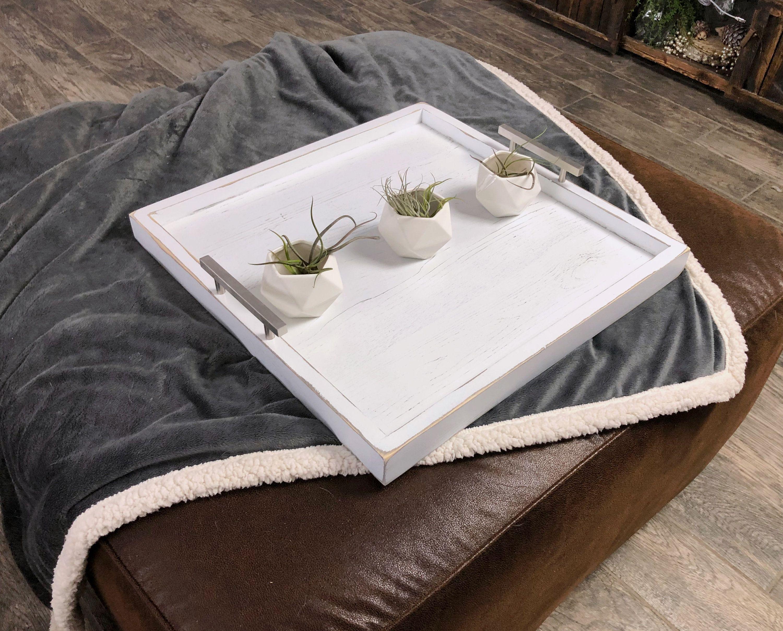 Modern Ottoman Tray