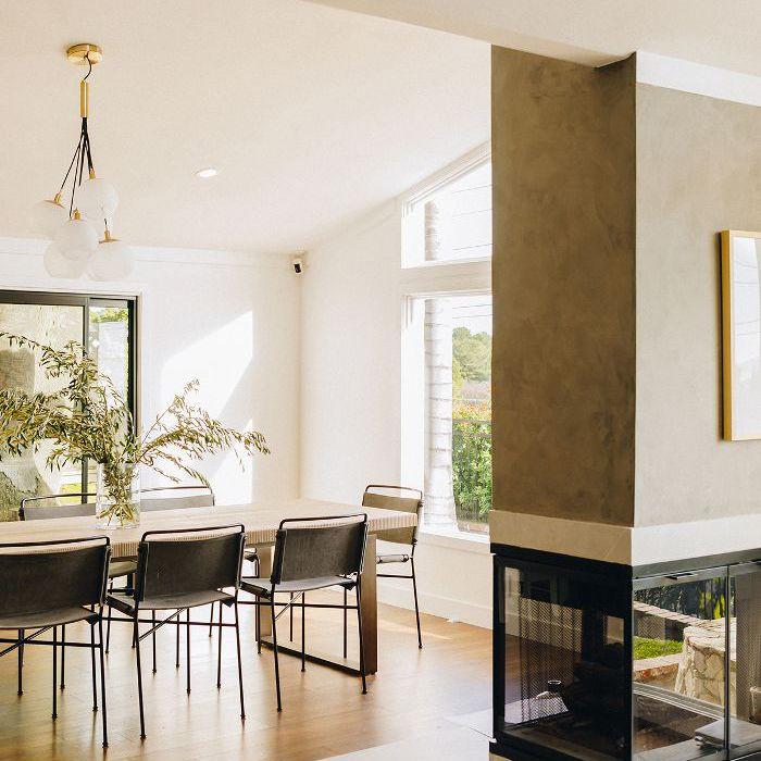 Chriselle Lim—Dining room design