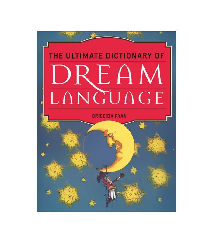 The Ultimate Dictionary of Dream Language by Briceida Ryan Books About Dreams